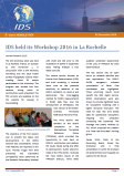 IDS Newsletter #3